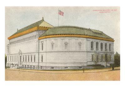 Corcoran Gallery, Washington D.C.