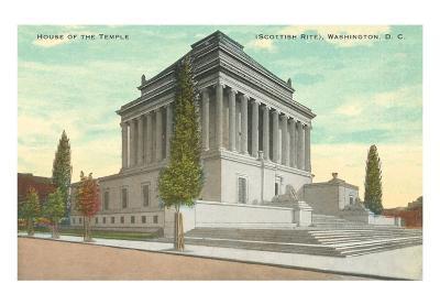Scottish Rite Temple, Washington D.C.