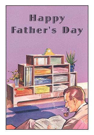 Happy Father's Day, Dad and Shelves