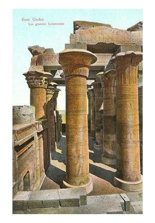 Luxor, Kom Ombo, Egypt