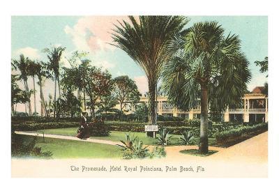 Hotel Royal Ponciana, Palm Beach, Florida