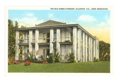 Gamble Mansion, Ellenton, Florida