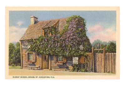 Oldest School House, St. Augustine, Florida