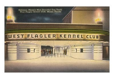 West Flagler Kennel Club, Miami, Florida
