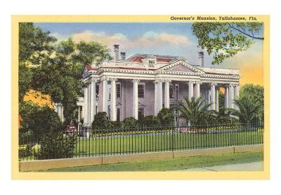 Governor's Mansion, Tallahassee, Florida