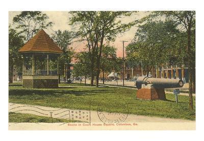 Courthouse Square, Columbus, Geeorgia