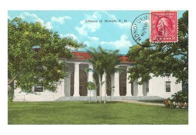 Library, Hawaii