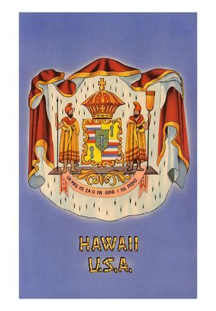 Royal Crest of Hawaii