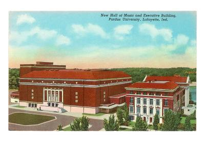 Purdue University, Lafayette, Indiana