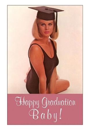 Happy Graduation Baby Cheesecake