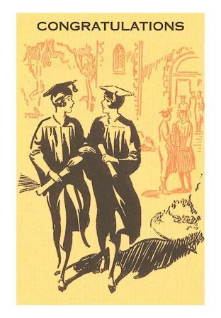 Congratulations, Graduates