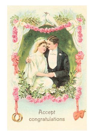 Accept Congratulations, Couple