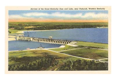 Kentucky Dam, Paducah, Kentucky