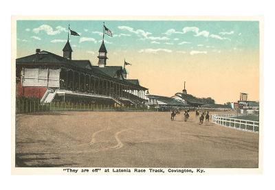 Latonia Race Track, Covington, Kentucky
