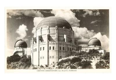 Griffith Park Planetarium, Los Angeles, California