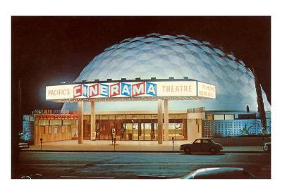 Cinerama Dome, Los Angeles, California