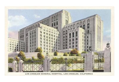General Hospital, Los Angeles, California