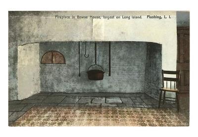 Bowne House, Flushing, Long Island, New York
