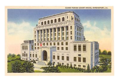 Courthouse, Shreveport, Louisiana