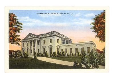 Governor's Mansion, Baton Rouge, Louisiana