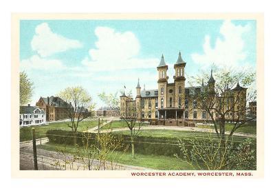 Worcester Academy, Worcester, Massachusetts
