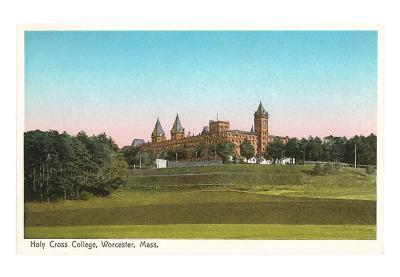 Holy Cross College, Worcestor, Massachusetts