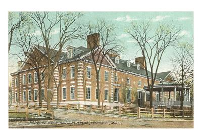Harvard Union, Cambridge, Massachusetts