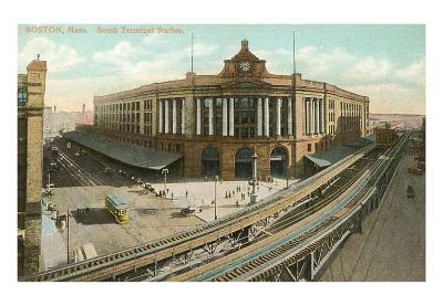 South Terminal Station, Boston, Massachusetts