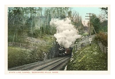 State Line Tunnel, Berksire Hillss, Massachusetts