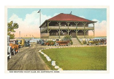 Yacht Club, So. Dartmouth, Massachusetts