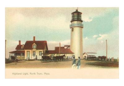 Highland Lighthouse, North Truro, Massachusetts