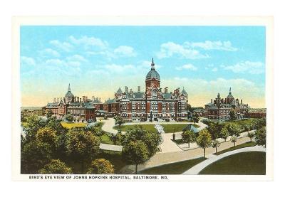 Johns Hopkins Hospital, Baltimore, Maryland