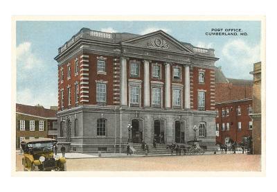 Post Office, Cumberland, Maryland