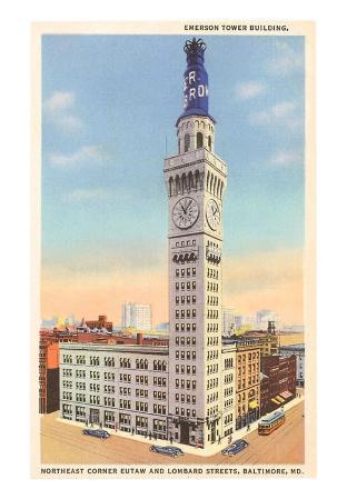Emerson Tower, Baltimore