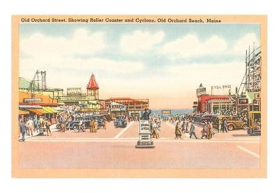 Amusement Park, Old Orchard Beach, Maine