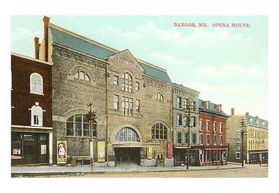 Opera House, Bangor, Maine