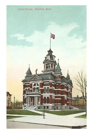 Courthouse, Saginaw, Michigan