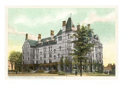 Witherspoon Hall, Princeton University, New Jersey
