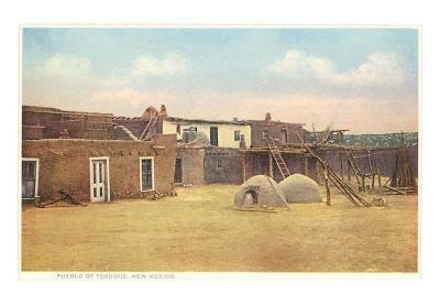 Tesuque Pueblo, New Mexico