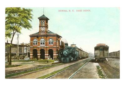 Train Station, Elmira