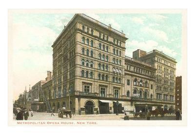 Metropolitan Opera House, New York City