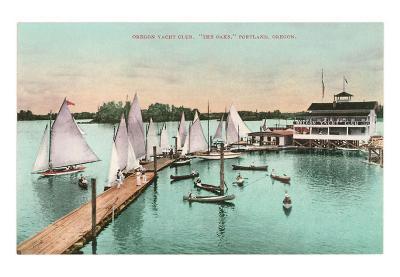 Yacht Club, Portland, Oregon