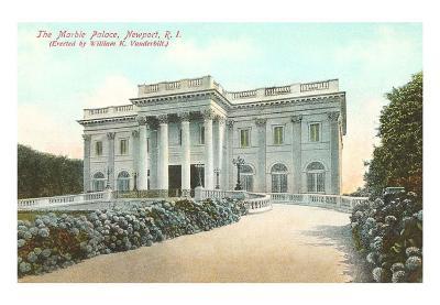 Marble Palace, Newport, Rhode Island