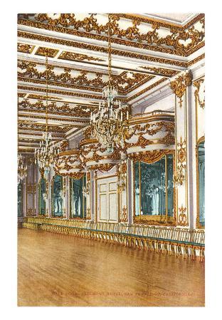 Formal Ballroom, Fairmont Hotel, San Francisco, California