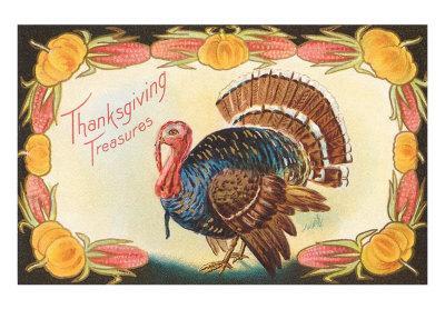 Thanksgiving Treasure, Turkey