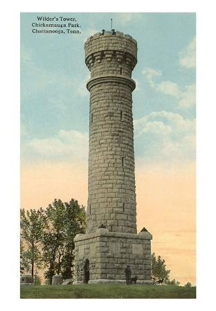 Wilder's Tower, Chattanooga, Tennessee