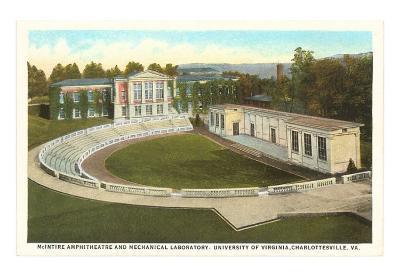Amphitheater, University of Virginia, Charlottesville, Virginia
