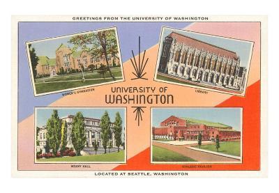 Views of University of Washington