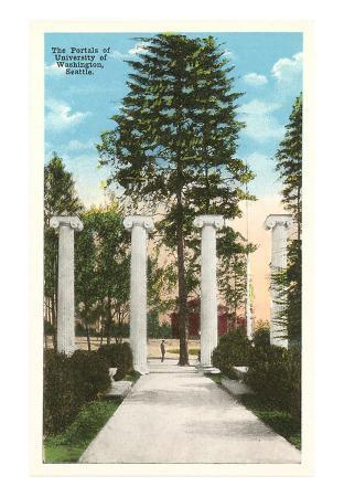 Portals, University of Washington, Seattle