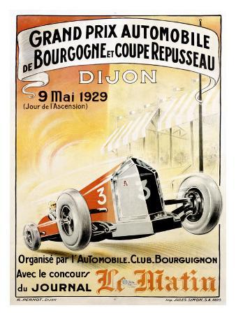 Grand Prix Roadster Race, c.1929